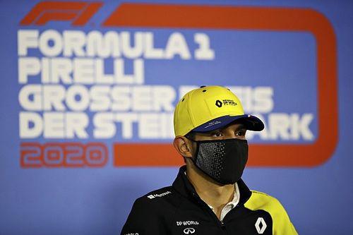 """Ocon revela que já está recebendo mensagens de Alonso com planos para 2021: """"Ele está muito animado por voltar"""""""