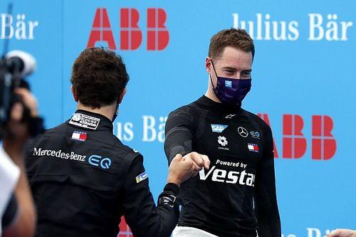 Kettős Mercedes-győzelem - de ezúttal a Formula E-ben