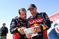 Peterhansel deja atrás el proyecto de correr el Dakar con su mujer