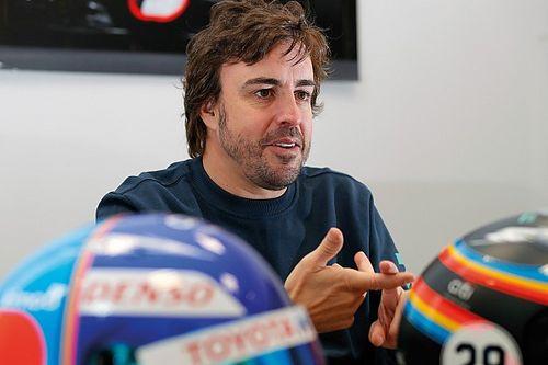 """Alonso : """"Je suis conscient de ce que sera 2021"""""""
