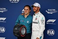 "Massa: ""Schumacher daha çalışkandı, Hamilton ise daha yetenekli"""