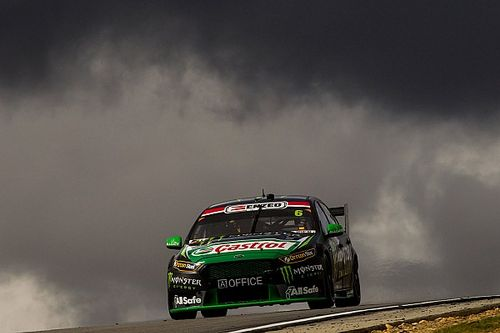 Barbagallo V8s: Waters takes shock maiden pole
