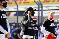 """Verstappen y Vettel cuestionan el """"duro"""" castigo a Hamilton"""