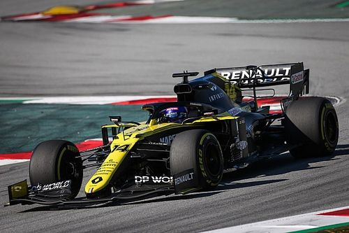 F1: Ocon destaca auxílio de Alonso à Renault no trabalho com simulador