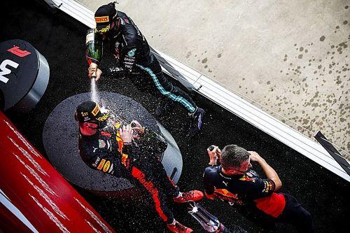 GALERÍA: las imágenes del GP 70 Aniversario F1
