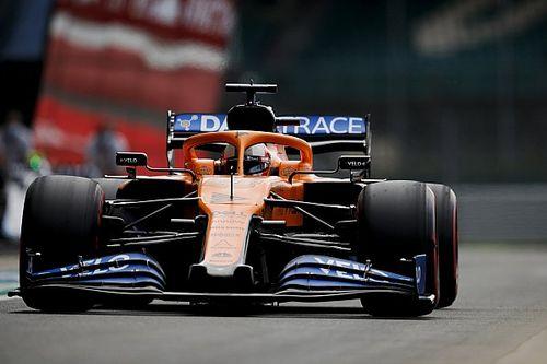 マクラーレン、サインツ車のボディワーク変更で冷却能力向上も……「最高速不足でQ2敗退の原因に」