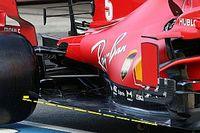 フェラーリ、ポルトガルGPのフリー走行で2021年仕様フロアを先行テスト