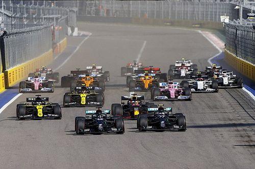 Formel 1 Russland 2020: Die animierte Rundentabelle