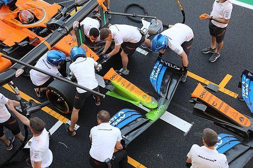 McLaren podría usar su nueva nariz el domingo en Sochi