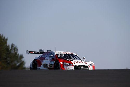 Rast na pole position, Kubica 14