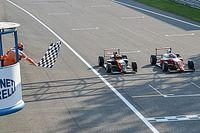 F4, grande show a Monza: Gara 1 a Minì al photofinish su Pizzi