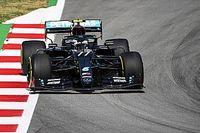 Los Mercedes controlan la FP1 y Ferrari mejora en Barcelona