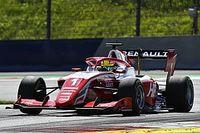 F3: Piastri vence após confusão na primeira curva; brasileiros fazem prova de recuperação