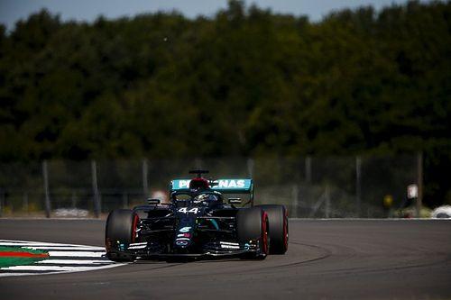 Volledige uitslag tweede training 70th Anniversary Grand Prix