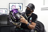 Hamilton warned of 'consequences' for Kaepernick F1 helmet plan