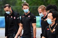 "Grosjean admits Haas' F1 future the ""elephant in the room"""