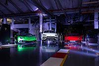 20 Lamborghini raccontano 20 Regioni d'Italia