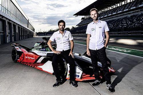 Di Grassi i Rast kierowcami Audi