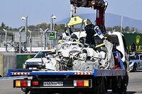 FIA, hakemlerin neden yangını söndürmede geciktiğini açıkladı