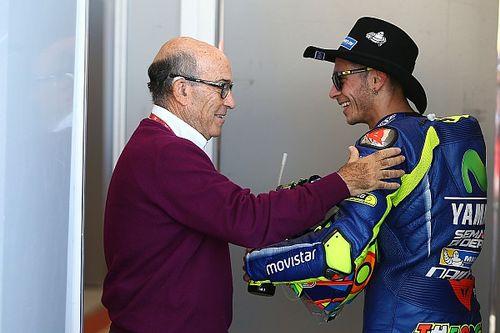 Rossi's team guaranteed MotoGP grid slot, says Ezpeleta
