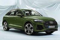 Audi Q5 restyling, il SUV cambia look e passa ai fari OLED