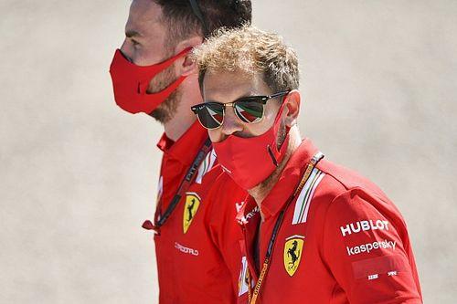 Vettel: Ferrari no me ofreció una renovación