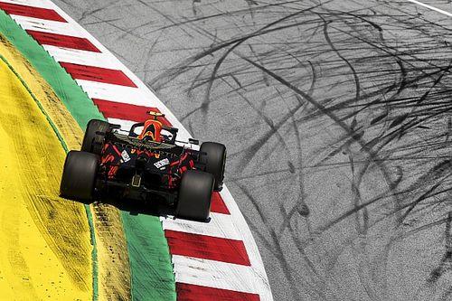 Red Bull Racing traci na prostych