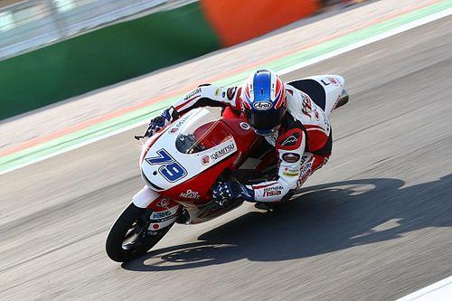 Moto3エミリア・ロマーニャ決勝:小椋藍、3連続表彰台獲得。優勝はフェナティ