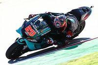 Barcelona MotoGP: Quartararo dominant in first practice