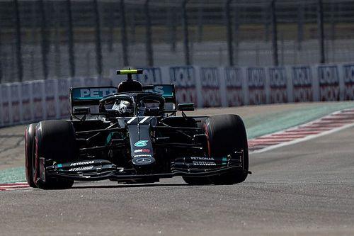 A két Mercedes Ricciardo előtt a második szabadedzésen Szocsiban, a két Ferrari az első tízben!