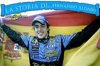 La storia di... Fernando Alonso