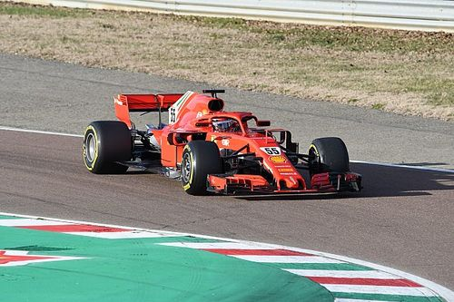 Ferrari: ecco il debutto di Sainz sulla SF71H a Fiorano