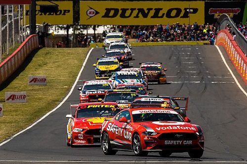 New safety car rule for Bathurst 1000