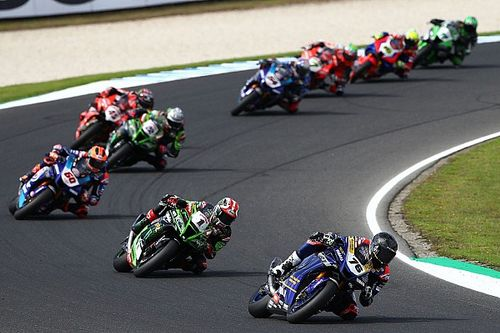 Testy World Superbike w Barcelonie