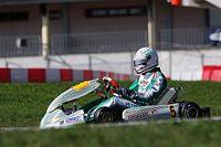 Vettel, ilk kez vitesli karting kullandı