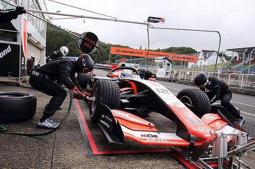 Super Formula drivers pushed for return of pitstops