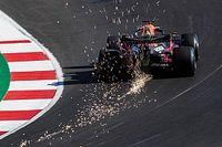 Ферстаппен на более жесткой резине уступил меньше двух десятых пилотам Mercedes в Португалии