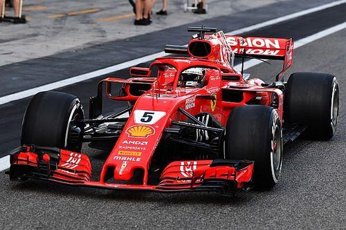 Ferrari probará en Mugello con su F1 de 2018
