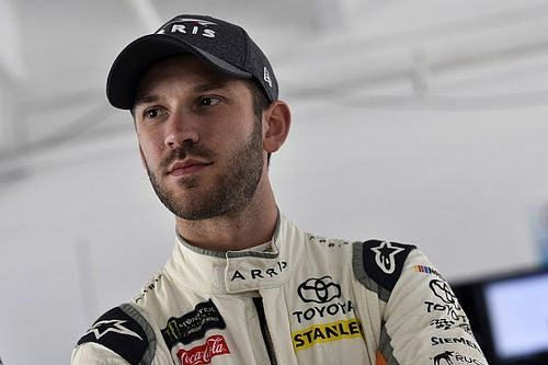 "Daniel Suarez: ""I never felt I had everything to win"" at JGR"