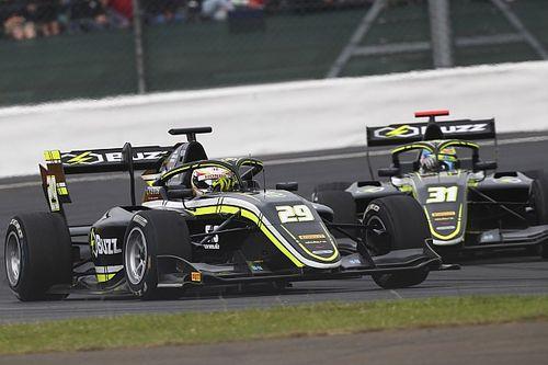 Carlin announces driver line-up for 2020 F3 season