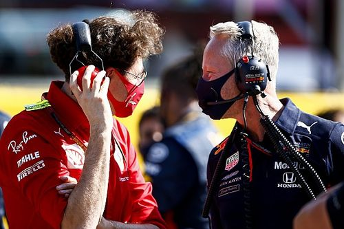 Red Bull sporting director Wheatley tests positive for COVID-19