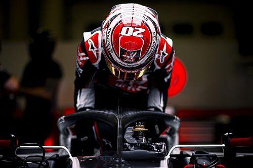 Magnussen a helyére tartó Schumacherről