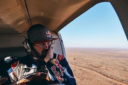 Finke heartbreak for Dakar winner Price