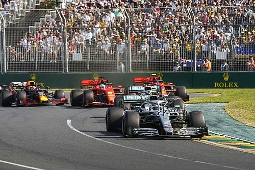 Así queda el mundial de pilotos y equipos tras el GP de Australia