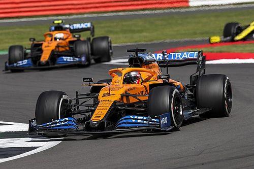McLaren da öne eğim oranını azaltmayı değerlendiriyor