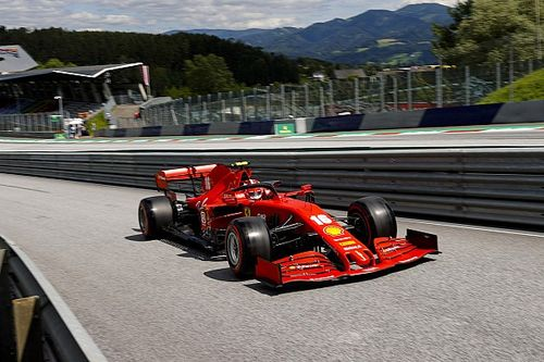 Ricciardo üdvözli a Ferrarit a középmezőnyben