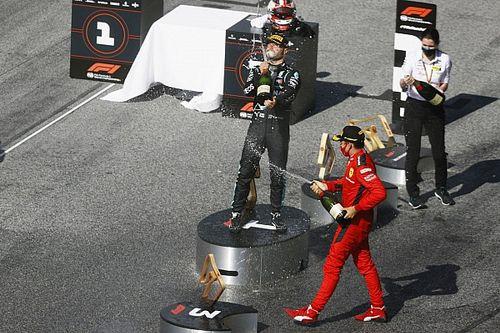 """El segundo lugar se siente """"como una victoria"""" para Leclerc"""