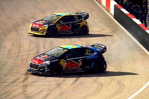 Le World RX Esports se rend sur le mythique circuit de Höljes en Suède