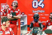 Dovizioso non esclude un anno sabbatico se non resta in Ducati