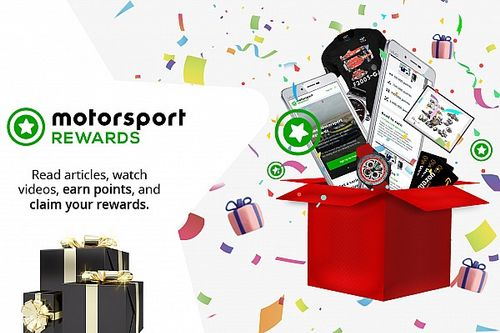 Introducing Motorsport Rewards – a new and exciting way to fuel your passion